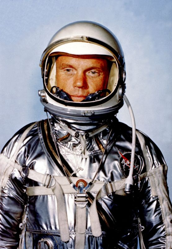 john glenn astronaut quotes - photo #26