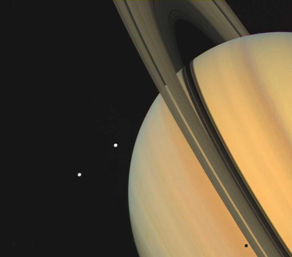 saturnus planeten med ringarna